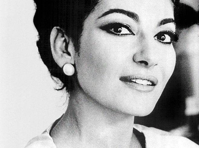 Maria Callas portrait CREDIT Tully Potter Collection